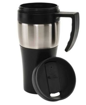 mug termico con abierto