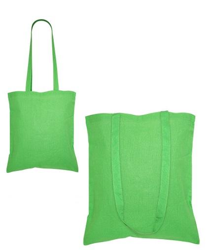 Bolsa 100% Algodón-verde