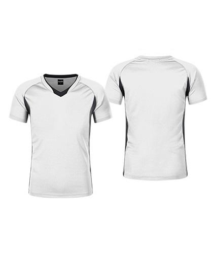 Polera Deportiva Hombre Zinedine blanco