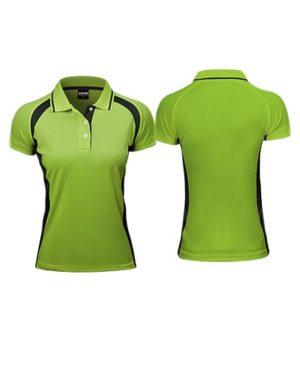 Polera Deportiva Mujer Steffi verde