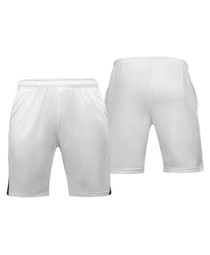 Short Deportivo blanco