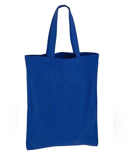 Bolsa Algodon colores 23 x 30_azul