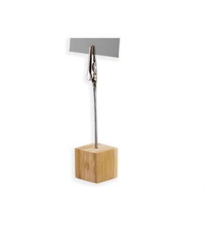 Memo-Clip Bamboo uso