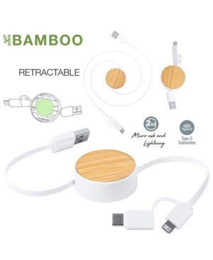adaptador extensible bambu