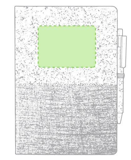 Bloc Notas Brastel corcho natural y lapiz_Logo-Libreta_A