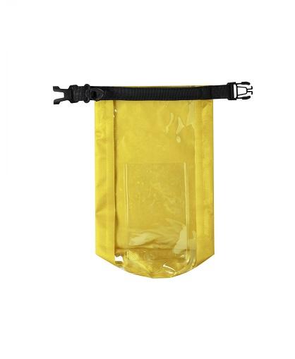 Bolsa Kambax impermeable -amarillo