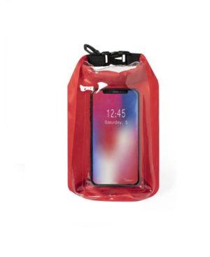 Bolsa Kambax impermeable -rojo -uso