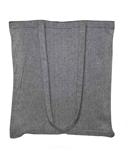 Bolsa de Algodón Reciclado -Nebro -2