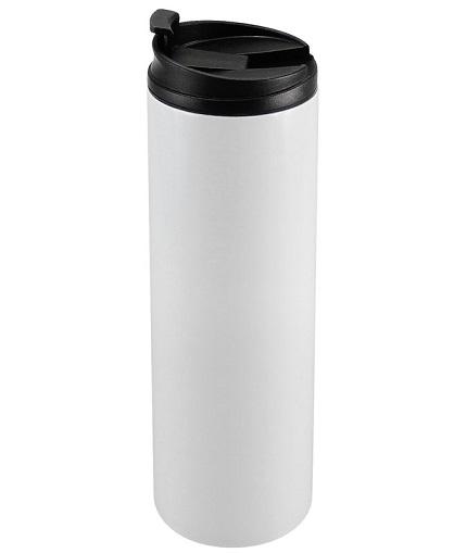 Botella Térmica Blanca Sublimación