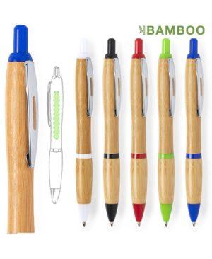 Lapiz Dafen bambu colores