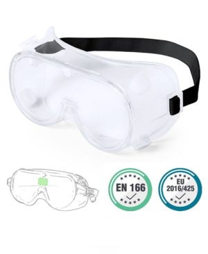 Antiparras Protector Ocular Fluidos Anti Empañado