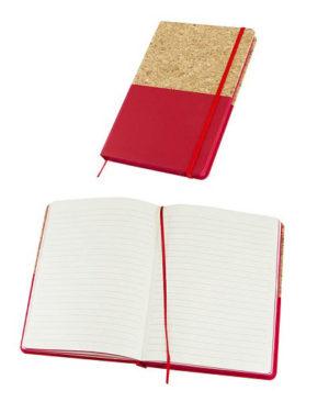 Cuaderno-CorchoPU-rojo