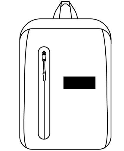 Mochila-porta-notebook-Waterproof-LOGO