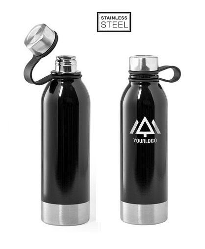 Botella-metalica-bicolor-logo