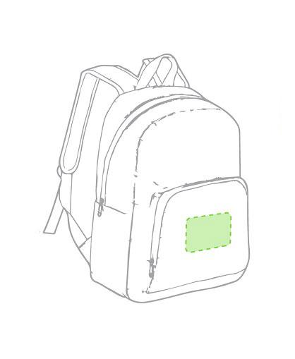 Mochila-papel-laminado–2-bolsillos–logo-abajo