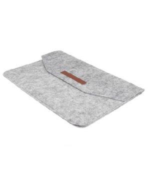 Porta-Documentos-de-Fieltro-lado-gris