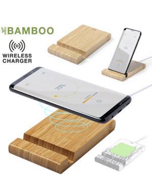 Cargador-bambu-con-soporte-celular
